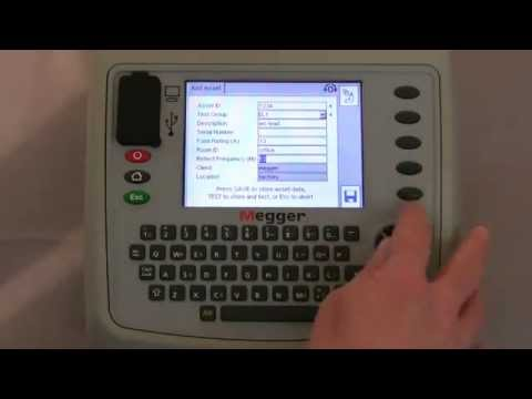 PAT400 PAT Tester Series Product Intro & Demo from Megger Ltd