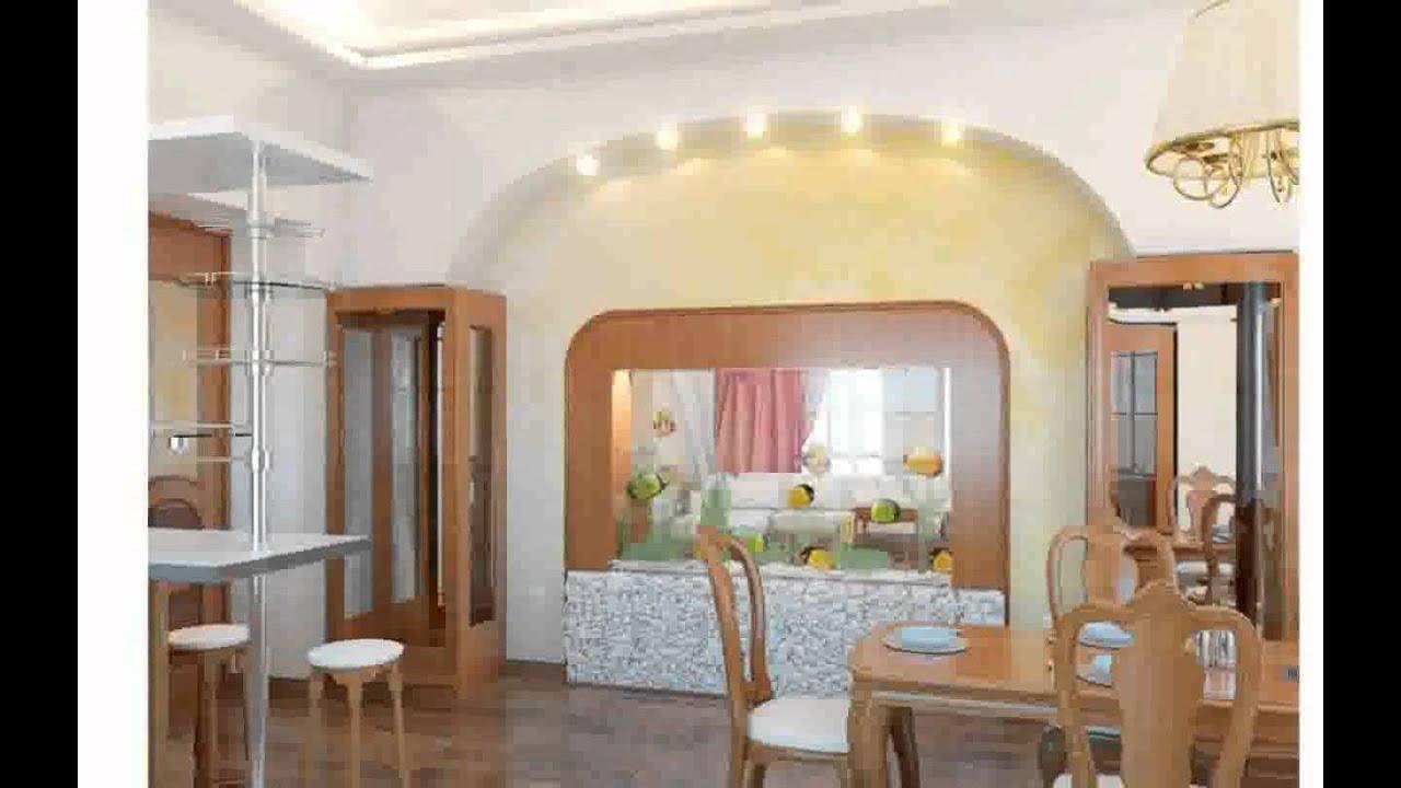 Дизайн одноэтажного дома внутри