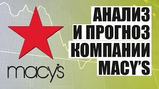 Macy's(M) - АНАЛИЗ, МОЙ ПРОГНОЗ, И ОБЗОР АКЦИЙ КОМПАНИИ. Тинькофф инвестиции.