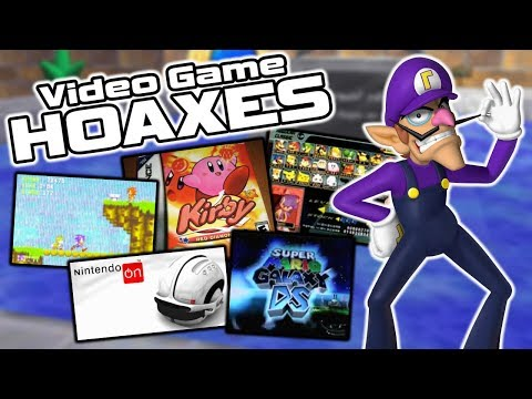 A Look at Infamous Video Game Hoaxes