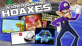 A Look at Infamous Video Game Hoaxes - Nintendo ON, Sonic, Mario, & More!