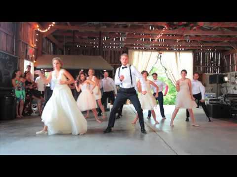 Kirk and Nicole's Wedding Dance