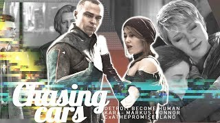 ►Detroit: Become Human - Chasing Cars [ A Tribute GMV]