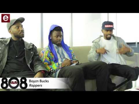 Boyzn Bucks school us on their slang
