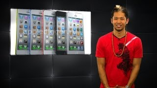 Apple Byte - A 4.8-inch iPhone? Don't count on it.