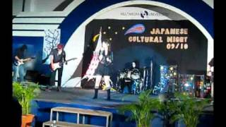 That's the performance for Japanese Cultural Night 2010 that held i...