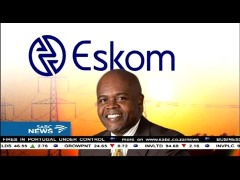 Eskom appoints new Acting Group Chief Executive