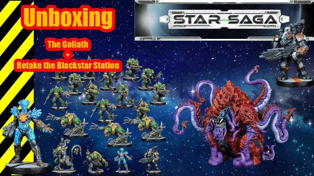 Star Saga Retake The Blackstar Station Expansion