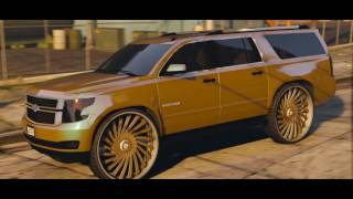 2015 Chevrolet Suburban on 34s  Donks  Donkplanet  2013 Explore  30s (Link In Description)