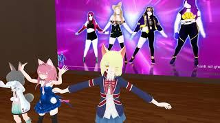 [VRCHAT] Just Dance-KDA
