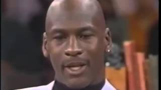 Oprah Winfrey and MICHAEL JORDAN - Amazing Interview