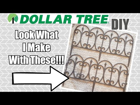 Dollar Tree Farmhouse DIY- Only $2!! (2019)