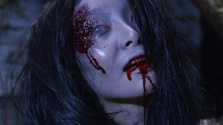 Zombie Makeup ✞  Japanese Horror ✞ Halloween Makeup