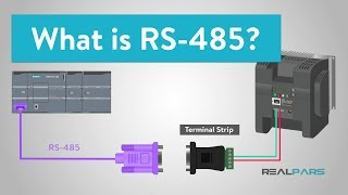 What is RS485 and How it's used in Industrial Control Systems?