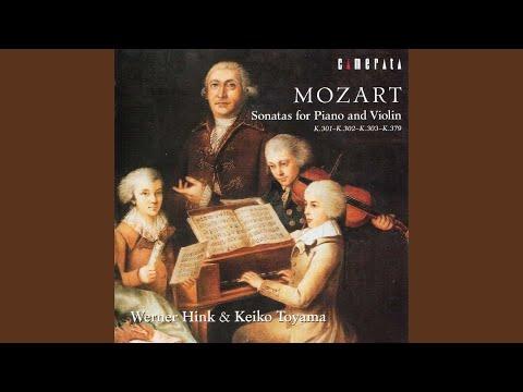 Sonata for Piano and Violin in G Major, K. 379: I. Adagio