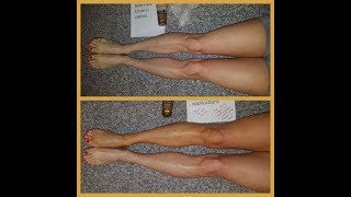 Jergen's Natural Glow Tanning Lotion Review   Great Product!