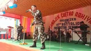 Video Amazing singing performance by indian gorkha army band ( piudina vanda vandai ) download MP3, 3GP, MP4, WEBM, AVI, FLV Agustus 2018