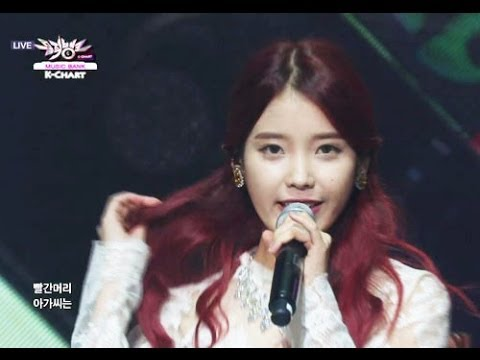 3rd Week of October & IU - The Red Shoes (2013.10.18) [Music Bank K-Chart]