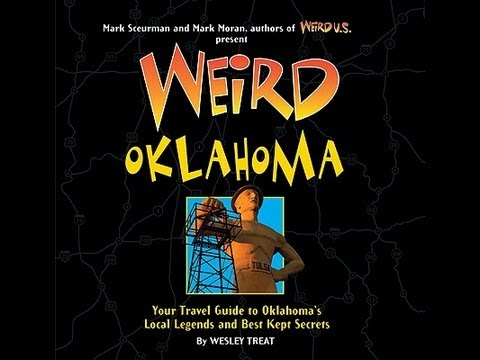 Weird Oklahoma Ole Jeff's Book Review