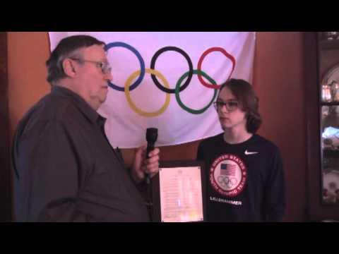 Sam Beach - Youth Olympic Bobsledder  1-28-16