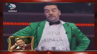 Beyazıt Öztürk - Gangnam Style (O Ses Türkiye) Beyaz Show