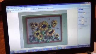 Вышивка лентами для начинающих. Как сделать фото вышивки.