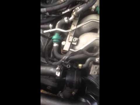 Audi secondary water pump audi - YouTube