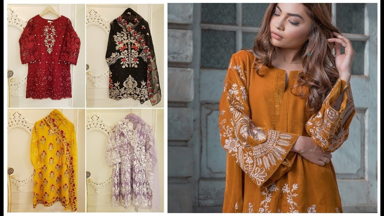 f4d5f607f0 Agha Noor New Arrival Collection 2019-20 With Price - YouTube