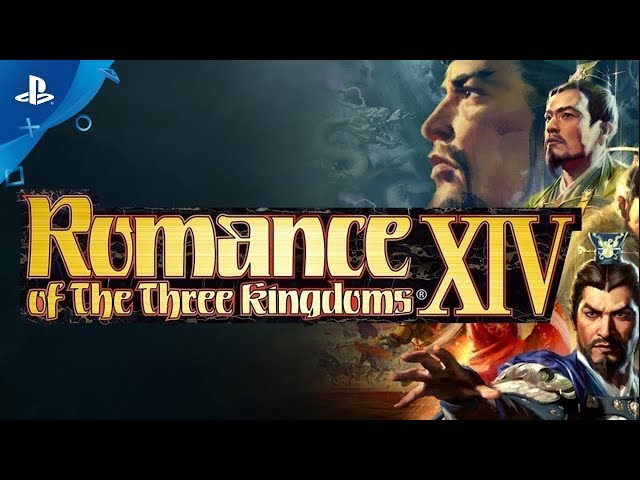 Romance of The Three Kingdoms XIV | Gameplay Trailer | PS4