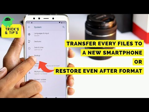 How To Make A Complete Backup & Restore   Google Drive Cloud Backup