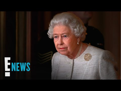 Queen Elizabeth II Leaves Buckingham Palace | E! News