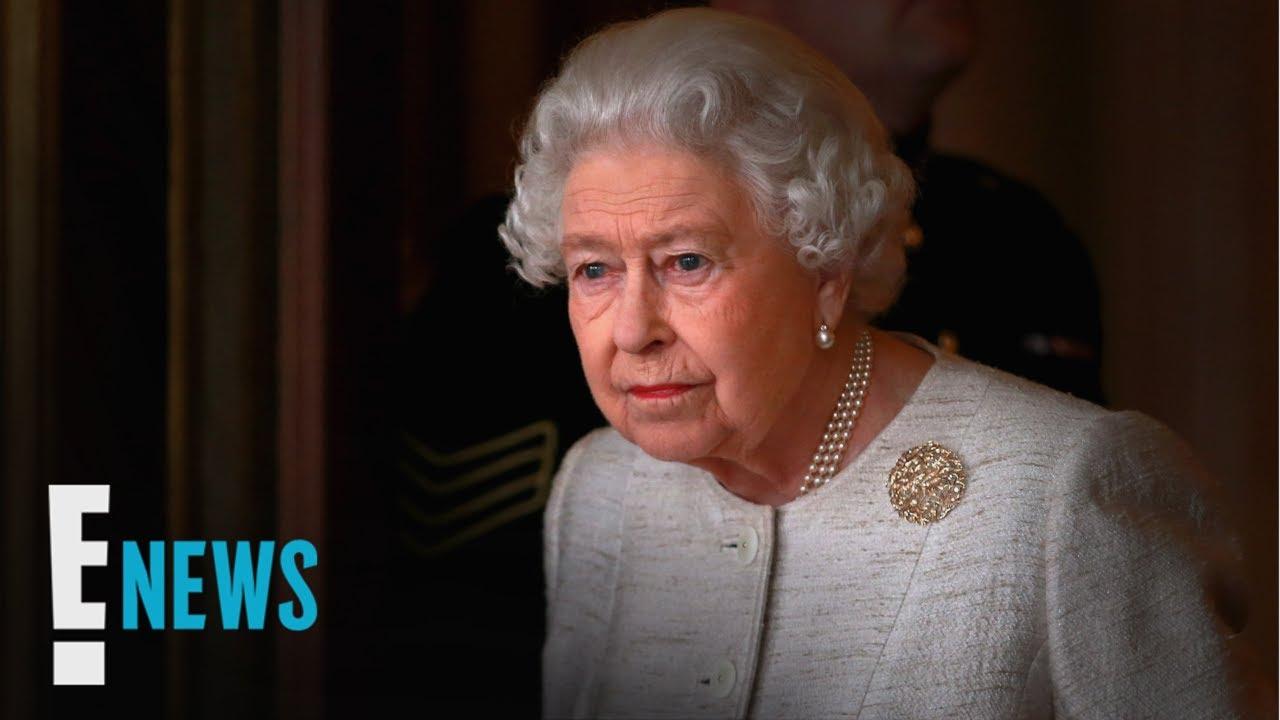 Queen Elizabeth II Flees as First Royal Contracts Coronavirus | E! News