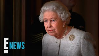 Gambar cover Queen Elizabeth II Leaves Buckingham Palace | E! News