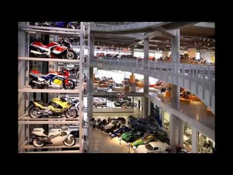 Barber Motorcycle Museum - Birmingham Alabama
