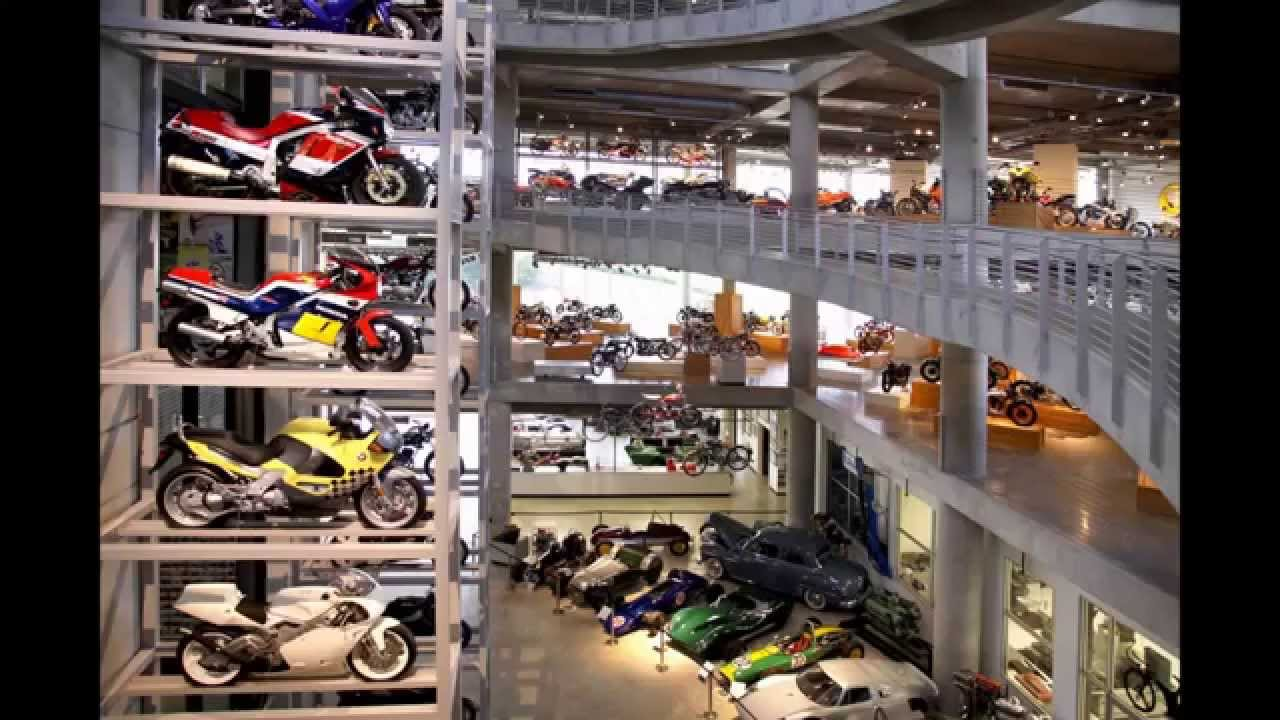 Barber Motorsports Museum >> Barber Motorcycle Museum - Birmingham Alabama -- Slideshow ...