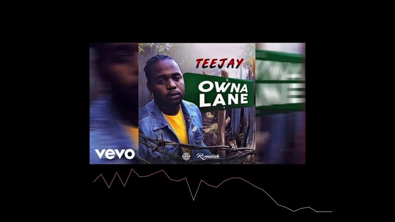 TeeJay -Owna Lane Riddim Instrumental Remake