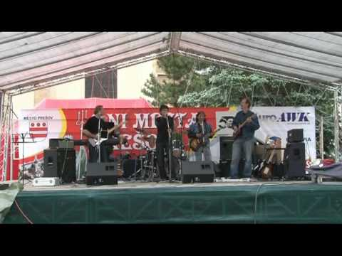 Free-All Right Now (Cover) Fest classic rock band Prešov Slovakia Milan Verešpej