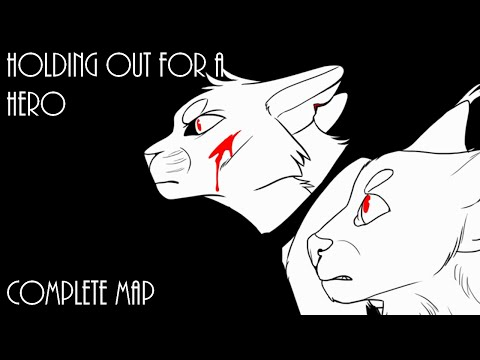 Holding Out For A Hero COMPLETE PMV MAP