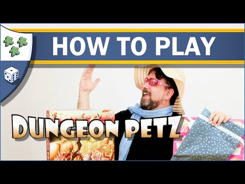 How To Play Dungeon Petz