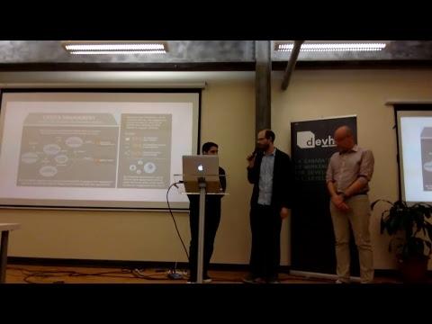 hacknight #115 with Lindsay Clarke, Andrew Hladkyj, Zaid Khan