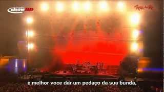 System Of A Down - Suggestions live Rock in Rio [Legendado-BR/HD Quality]
