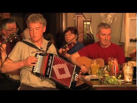 LiveTrad.com Traditional Irish Music Session from Cryan's - Clip 1
