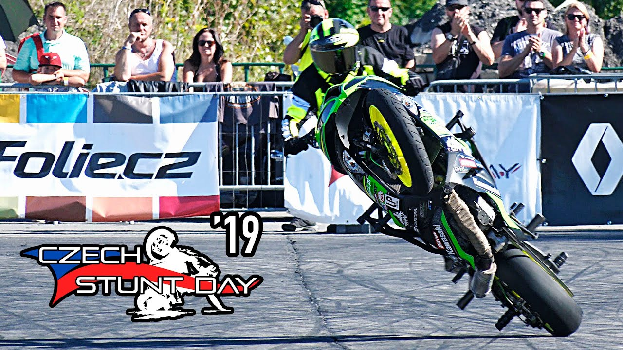 Download 1st Place Stunt Riding World Championship