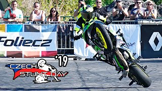 1st Place Stunt Riding World Championship
