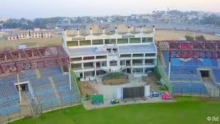 PSL 2018 preparations at National Stadium karachi ||Wonderful moments