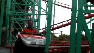 Rollercoaster Prater Wiedeń / Megablitz Prater Vienna