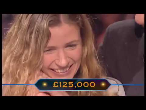 Who Wants to Be a Millionaire - Best Moments