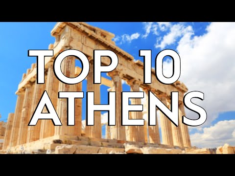 ✅ TOP 10: Things To Do In Athens