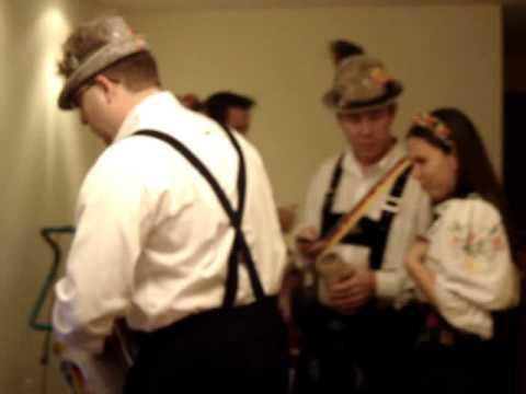 Traje a rigor - Oktoberfest 2008