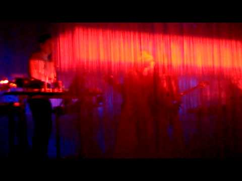 How To Destroy Angels - Welcome Oblivion (Live @ The Fillmore 4.30.13) Partial